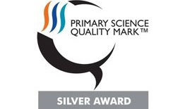 Primary Science Quality Mark Silver Award Icon